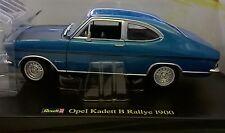 REVELL 1:18 AUTO DIE CAST OPEL KADETT B RALLYE 1900  08490