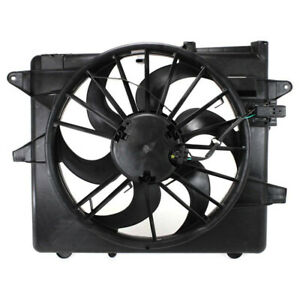 NEW COOLING FAN FITS FORD MUSTANG SHELBY GT500 2010-2014 FO3115152 BR3Z-8C607A