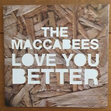 "The Maccabees -  Love You Better 7""  Vinyl"