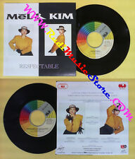 LP 45 7'' MEL & KIM Respectable 1987italy CGD INT 10727 no cd mc dvd (*)