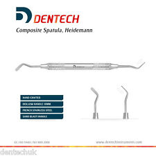 HEIDEMANN COMPOSITE SPATULA RESTORATION DENTAL HAND INSTRUMENTS CE