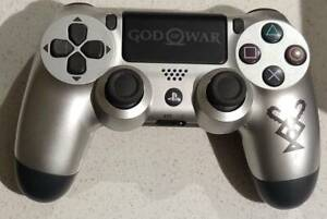 PS4 Controller: God Of War Edition