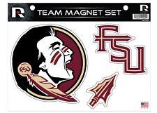 Florida State Seminoles FSU Multi Die Cut Magnet Sheet Auto Home University