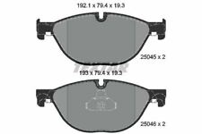 2504501 TEXTAR CAR BRAKE PADS Front