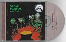 SHANE MacGOWAN + THE POPES The Crock Of Gold 1997 ZTT Records CD Album MACG002