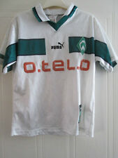 Werder Bremen 1997-1998 Home Football Shirt Talla Xs / 39284
