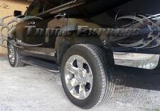 "2015-2018 Chevy Tahoe/Yukon Chrome Rocker Panel Trim Body Side Molding 5.5"""