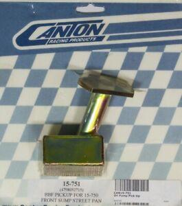 CANTON Oil Pump Pick-Up  P/N - 15-751