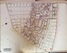 1915 Updated To 1919 Forest Hills Gardens & Park Queens Ny Ps 3 Plat Atlas Map