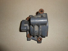 Fiat X1/9 X19 Bertone 1500 Water Pump Housing Carbureted With A/C 79-80 NOS NEW