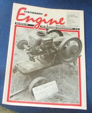 STATIONARY ENGINE MAGAZINE MAY 1993 NO.231 - FAREWELL TO THE ABSALOM SALE