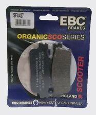 SYM Joyride 125 (2007 to 2015) EBC Organic REAR Brake Pads (SFA427) (1 Set)