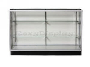 """60"""" Extra Vision Showcase Display Case Store Fixture Knocked Down #KD5G"""