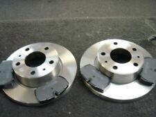 IVECO DAILY 35S9 S10 S11 S12 99-06 REAR BRAKE DISC BRAKE PADS REAR