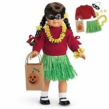American Girl Molly or Emily Hula Costume NIB New in Box Soon to RETIRE