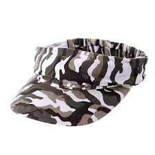 Popular Gray Camouflage Interchangeable Visor -- NEW