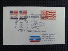 USA ANTARCTIC SOUTH POLE SÜDPOL PLANE HELICOPTER c3388