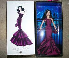 Rhapsody in New York Barbie Barbie Fan Club Gold Label RARE
