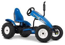 Berg New Holland E-BFR Kids Pedal Car Go Kart Blue 6+ Years