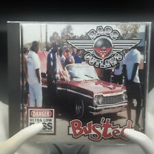 Bass Ooutlaws Busted CD Newtown Electronic Hip Hop
