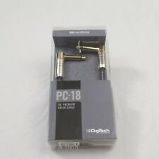 Digitech Pc-18 Hardwire Accessory Premium Gold-Plated ¼-Inch Patch Cable 18 inch