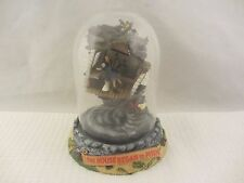 Wizard of Oz Franklin Mint The House Began To Pitch Musical Globe 1995 (A317)