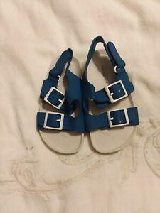 Zara Size 23/size 7  Baby Sandals