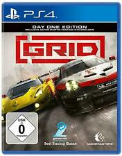 GRID: Day One Edition (PlayStation 4 , 2019),neu,OVP,in Folie verschweißt