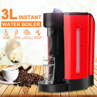 3L 2200W Instant Electric Hot Water Dispenser Kettle Boiler Coffee Tea  i