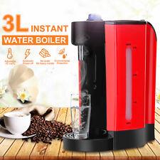 3L 2200W Instant Electric Hot Water Dispenser Kettle Boiler Coffee Tea  i