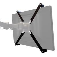 "Non-Vesa Monitor Adapter Mount Kit | Mounting PC Monitors & Screens 20-27"" | M&W"