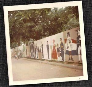Antique Vintage Photograph Painted Past of the President's Park 1969 - #1