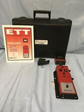 """CDI Model 501-I-ETT 1/4"""" Drive Electronic Torque Tester 5-50 In-lb. TESTED"""