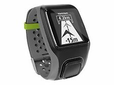 Genuine TomTom Multi Sport GPS Watch Grey Waterproof 5atm Without HRM