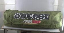 "Huge Heavy Duty Soccer Ball Sports Equipment Duffel Bag Canvas 48"" Free Shipping"