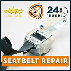 For Ford Econoline Single-Stage Seat Belt Repair Service Locked Belt Fix