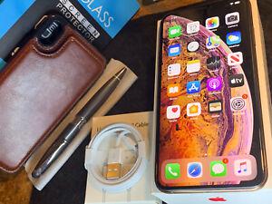 Apple iPhone XS MAX (64gb) Verizon LTE Globally Unlocked (A1921) MiNT {iOS13}94%