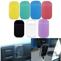 1PC Trendy Car Mobile Holder Anti-Slip Car Dash Dashboard Sticky Mat For iPhone