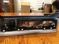 Winners Circle Rusty Wallace #2 Hauler Autographed!