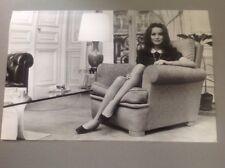 KARIN PETERSEN - Photo de presse originale 20x30cm