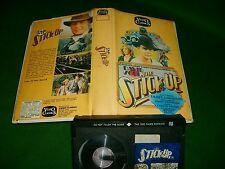 Betamax *THE STICK UP* 1977 Pre Cert Rare Australian Video Classics Crime Drama!