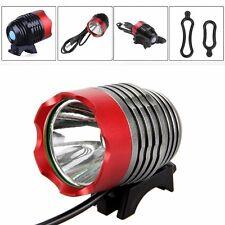 4000LM Wasserdicht XM-L T6 LED USB Fahrrad VorderLicht Fahrradlampe Scheinwerfer