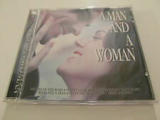 A Man And A Woman - Various (CD Album) Used Very Good