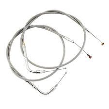 ~ +8in. Black Vinyl Throttle Cable 101-30-30007-08 Barnett