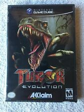 Turok: Evolution (Nintendo Gamecube,2002) Nouveau Scellé Acclaim