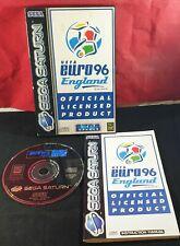 UEFA Euro 96 Sega Saturn