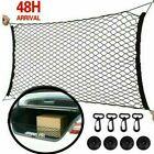 110*50cm Car Interior Accessories Trunk Rear Cargo Organizer Storage Net Elastic