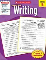 Scholastic Success With Writing, Grade 5, Paperback by Adams, Barbara, Brand ...