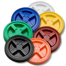 Gamma Seal lids 7 Colors Included!