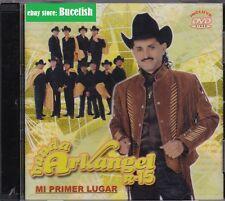Banda Arkangel R-15 Mi primer Lugar CD+DVD New Nuevo sealed